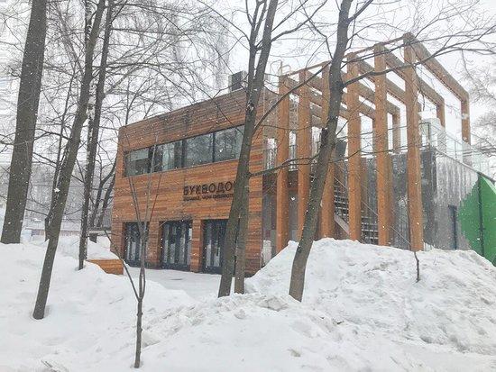 Bukvodom Library