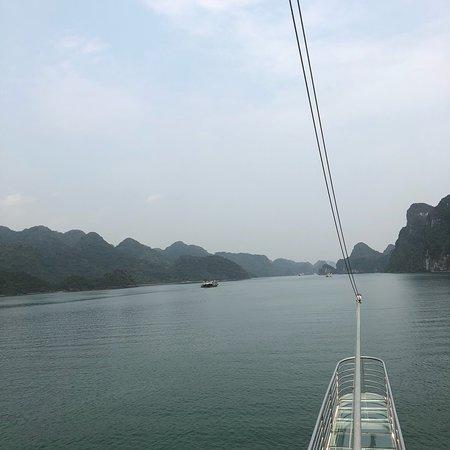 Photo1 Jpg Picture Of Oasis Bay Party Cruise Halong Bay Tuan Chau Island Tripadvisor