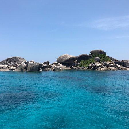 Zdjęcie Similan Islands Snorkeling Diving Daytrip from Khao Lak