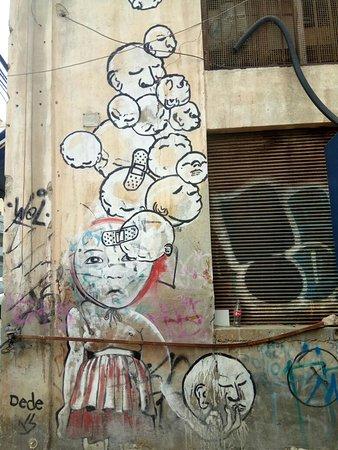 Florentin Graffiti Tour