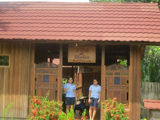 Siladen Resort & Spa: SPA