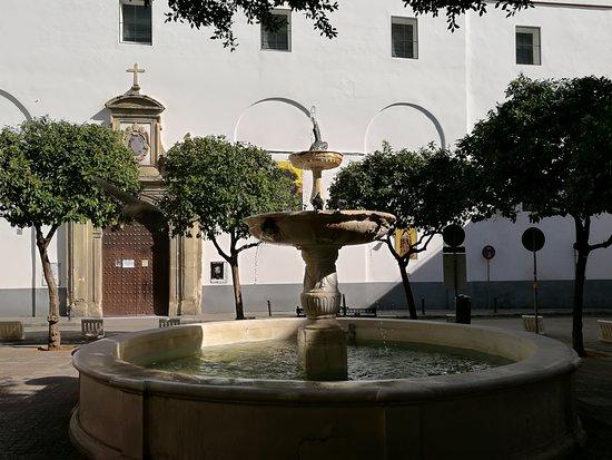 Plaza de San Leandro