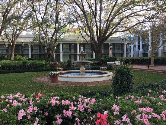 Oak Manor Picture Of Disney 39 S Port Orleans Resort Riverside Orlando Tripadvisor