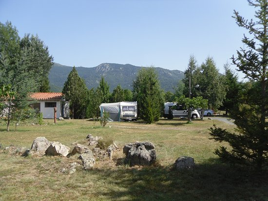 Corsavy, ฝรั่งเศส: emplacement camping