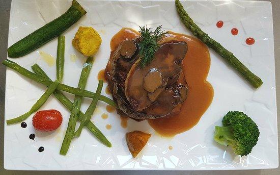 Haute-Nendaz, Switzerland: Restaurant La Grange