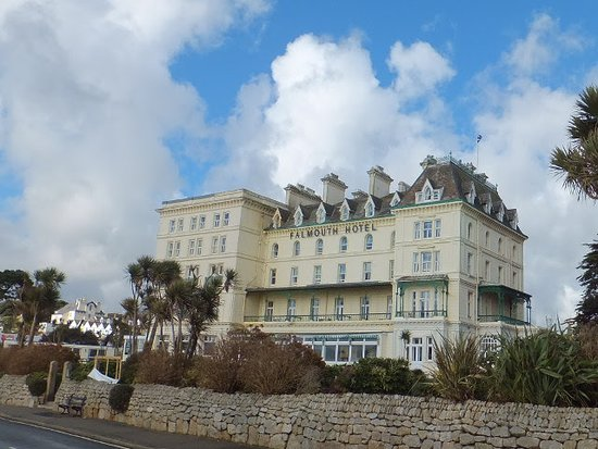 The Falmouth Hotel 86 1 0 4 Updated 2018 Prices Reviews Cornwall Tripadvisor
