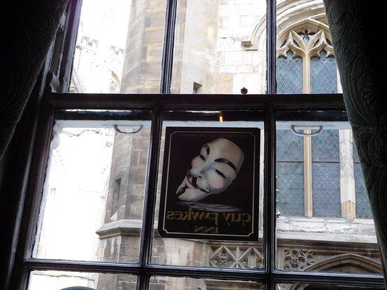 Foto de Guy Fawkes Inn