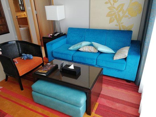 The empire place condo updated 2018 apartment reviews bangkok thailand tripadvisor for Sofa bed thailand