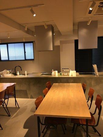 Emblem Stay Kanazawa: Open Kitchen