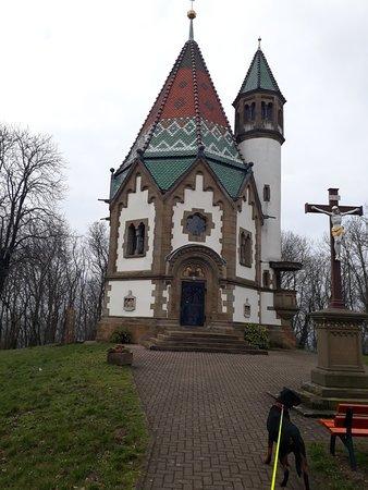 Rauenberg, ألمانيا: Malschenberg Kapelle