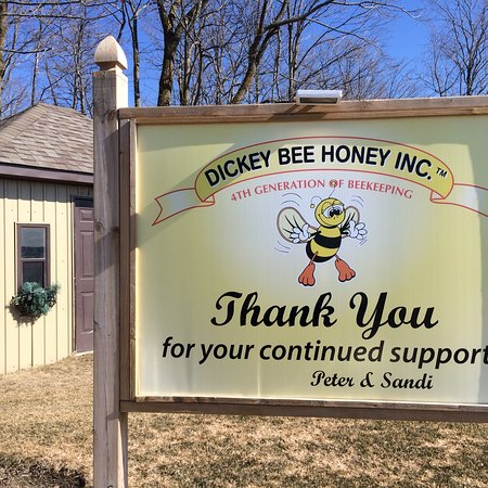 Dickey Bee Honey Inc.