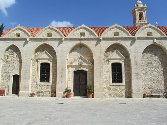 Pervolia, Cypr: Church of Agia Irini