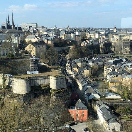 l 39 etoile du top floor luxembourg city restaurant reviews phone number photos tripadvisor. Black Bedroom Furniture Sets. Home Design Ideas