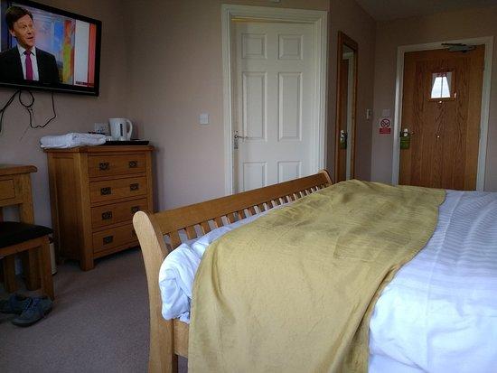 Uffington, UK: Great room. Good food.