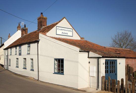 Wighton, UK: Carpenters Arms