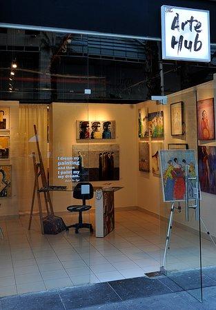 The Arte Hub