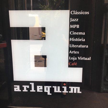 Cafe E Gastronomia Arlequim لوحة