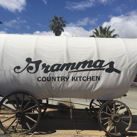 Banning, CA: Gramma's Country Kitchen