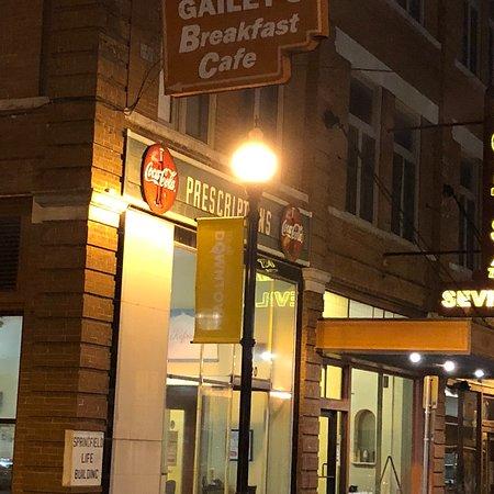 Gailey S Breakfast Cafe Springfield Phone