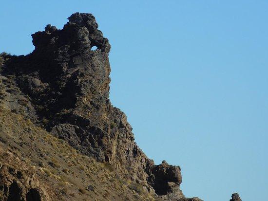El Maiten, Argentina: cerro de la cruz