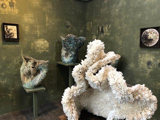 Claudia Biehne porcelain studio