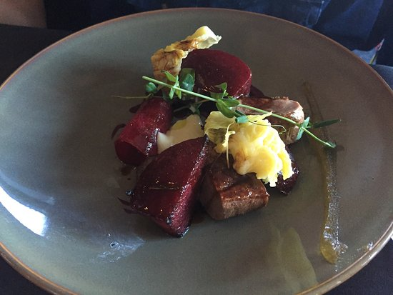 Silver Star, Канада: Duck breast main - a bit dry