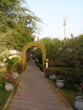 Kaolack, Senegal: jardines