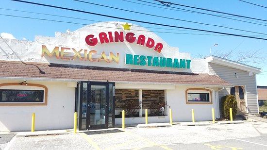 Beltsville, MD: Front Entrance to Gringada MEX Rest - Greenbelt MD