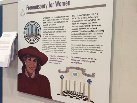 Women included now - Picture of The Kent Museum of