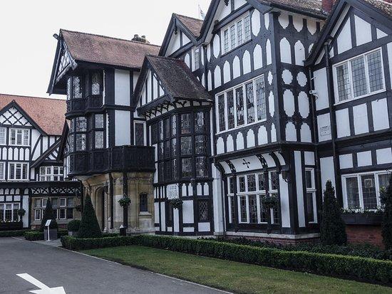 Woodhall Spa England Hotels