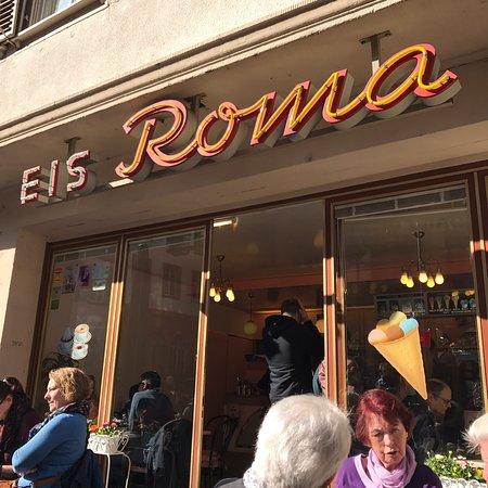 eis roma heidelberg restaurant bewertungen telefonnummer fotos tripadvisor. Black Bedroom Furniture Sets. Home Design Ideas