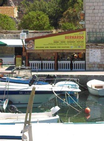 Brač, Kroatien: Konoba BERNARDO