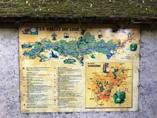 Château de Vendôme: Tal de Loir mit vielen tollen Schlössern