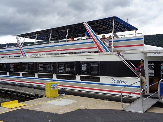 Hesston, PA: Princess cruise is well worth it!