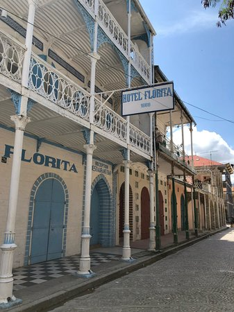 Eagle Tours & Adventures: Hotel Florita for lunch