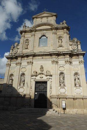 Chiesa di S. Maria Della Provvidenza o Delle Alcantarine
