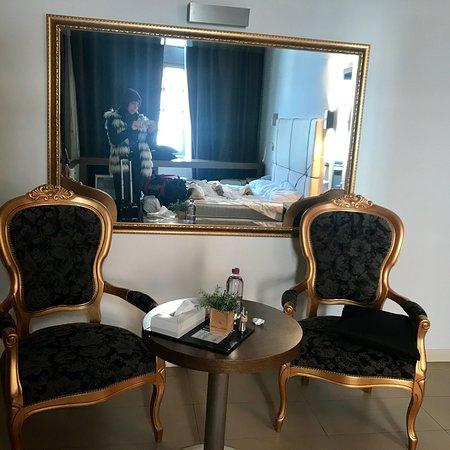 zimmer nr 23 bild von al canal regio venedig tripadvisor. Black Bedroom Furniture Sets. Home Design Ideas