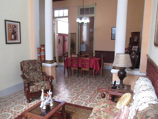 Hostal colonial d d cienfuegos kuba omd men och for 12 by 14 living room