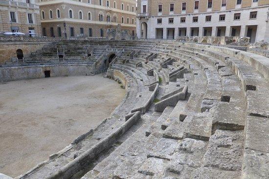 rovine - レッチェ、古代ローマ...