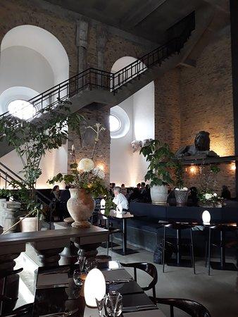 the Tower, Copenhagen: Højt til loftet