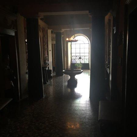 Casperia, إيطاليا: Residenza storica del 500' che merita una visita