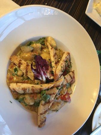Fornetto : Gnocchi and chicken in a delicious sauce
