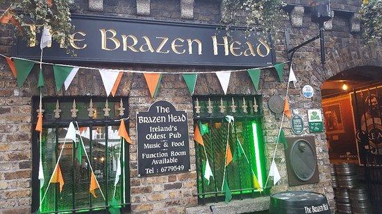 写真The Brazen Head枚