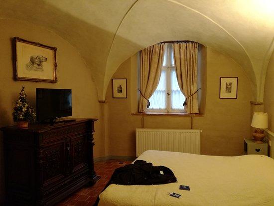 Hotel Ter Brughe: Veduta della nostra camera