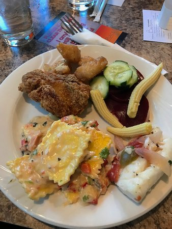 The Gathering Place: First Plate