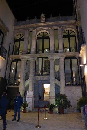 Il palazzo del Bali: museo