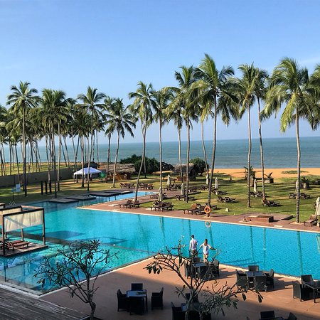 Very modern resort & spa