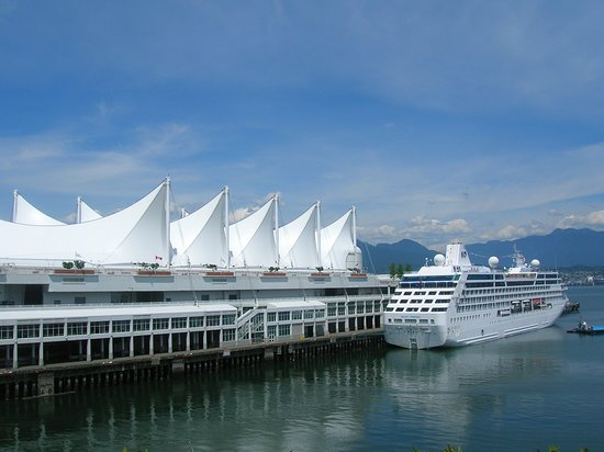 فانكوفر, كندا: Waterfront 