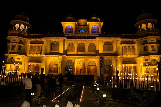 Image result for mohatta palace
