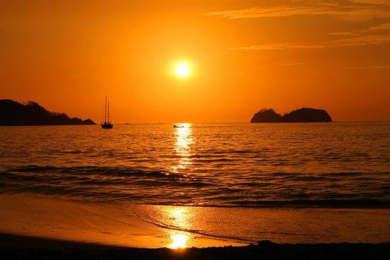 Villa del Sueno: Sunset